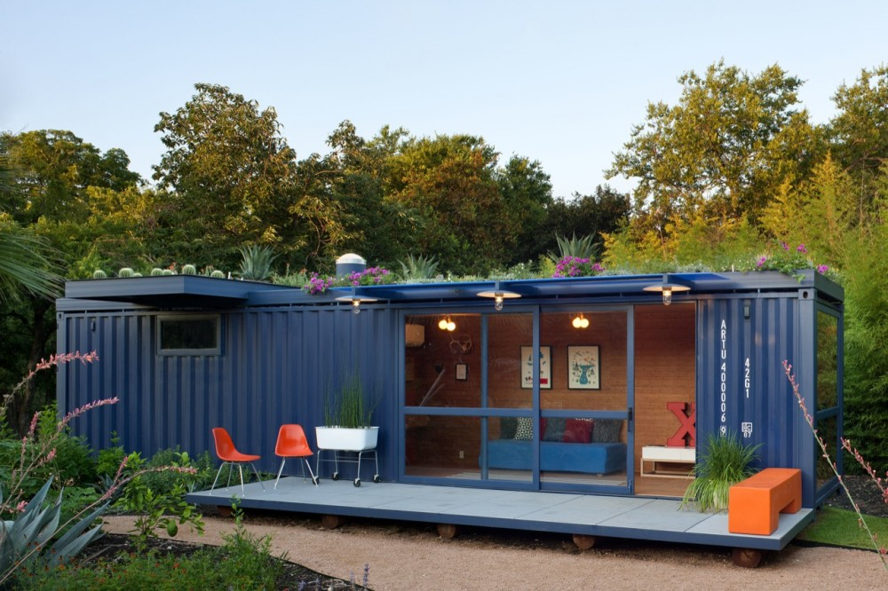 Customizing your shipping Container home