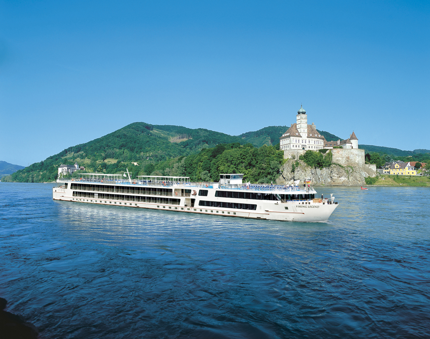 Four of the Most Popular River Cruises
