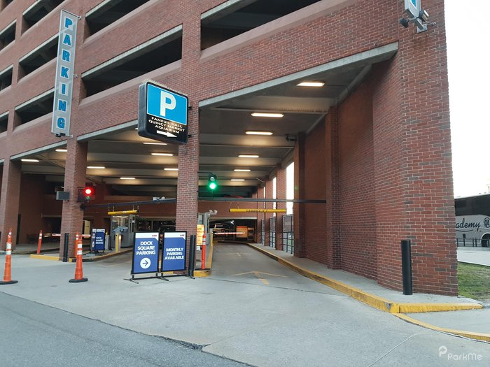 How Dock Square Parking Garage Get Things So Right When Many Others Fail