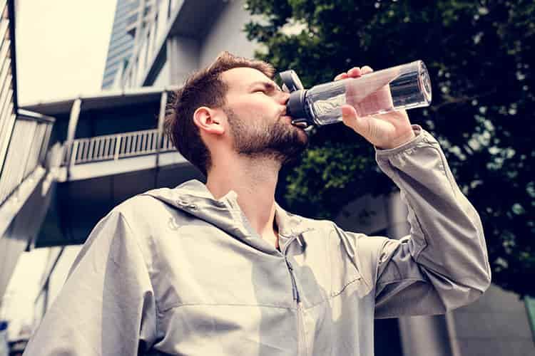 Dehydration Worries