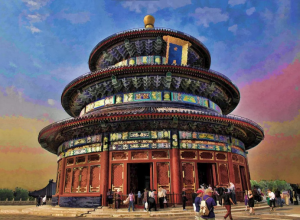 A Land of Mysterious and Exotic Charm-China