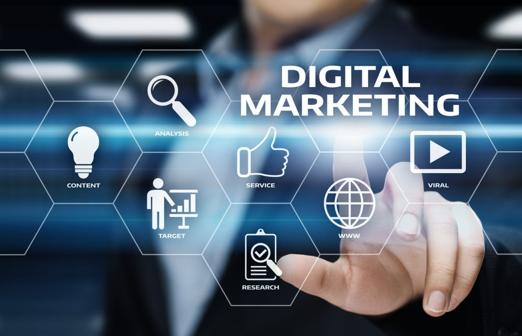 THE ROLE OF DIGITAL MARKETING IN A COMPANY – Creating more awareness about a product or service